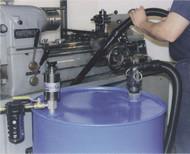 Exair Deluxe Reversible Drum Vac System - 6296