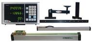 "Fagor Digital Readout Kit for Milling Machine PROKIT 2, 12"" x 36"" - PRO-1236"