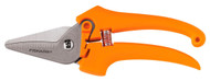 "Fiskars All Purpose Snips #96137097J, 7"" Spring-action Utility Cutter - 62-243-1"