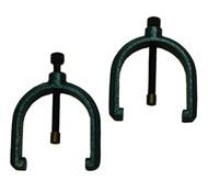 Flexbar Pair Clamps, for No. 16097 Ball Bearing V-Blocks - 16123