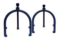 Flexbar Pair Clamps, for No. 16099 Ball Bearing V-Blocks - 16125