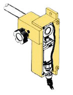 Flexbar ELECTRICAL INTERLOCKING MOUNTING BRACKET-STYLE 1 - 17001