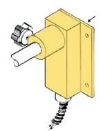 Flexbar ELECTRICAL INTERLOCKING MOUNTING BRACKET-STYLE 3 - 17003