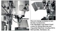 Flexbar Extra-Large Visorguard Lexan Shields - 13073