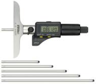 "Fowler 0-6"" / 0-150mm IP54 Electronic Depth Micrometer - 54-225-456"
