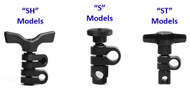 Gem Adjustable Swivel Clamps