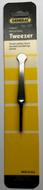 """General Industrial Tweezer, Overall Length: 4"""", Tweezer Style: Blunt (soldering) - 407"""