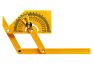 General Outside, Inside & Sloped Angle Protractor - 29