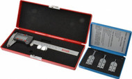 "Groovemaster 3pc Set w/ 6"" Digital Caliper - 30-459-2"