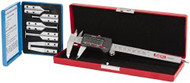 "Groovemaster 5pc Set w/ 6"" Digital Caliper - 30-461-8"