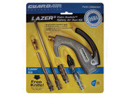 Guardair Palm Switch Safety Air Gun - LZR6007KIT