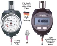 Haimer Universal 3-D Taster Alignment & Positioning Indicators