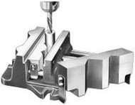 Heinrich V-Block Attachment for No. 44 Vise - 44-VB