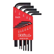 "Eklind 10111 Standard 11 piece Hex Key Set 0.05"" to 1/4"" - 10111"