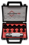 Mayhew 11 pc. Hollow Punch Set #320US - 66008