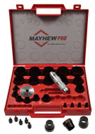 Mayhew 31 pc. Hollow Punch Set #250CM - 66006
