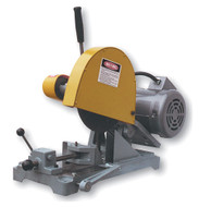"""Kalamazoo K10B 10"""" Abrasive Chop Saw, 3 HP, 1-phase 110V w/ Stand & Foot Operated Chain Vise - K10SF-1-110V"""
