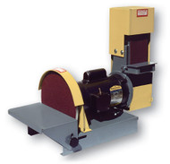 "Kalamazoo DS10-4S Combination Sander, 4"" x 36"" Belt, 10"" Disc"