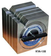 Kanetec Model KYA Magnetic Square Type Blocks