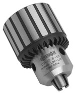 """LLambrich L40131B Plain Bearing Industrial Drill Chuck, 1/32""""-3/8"""" With 2JT - L4031"""