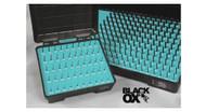 """Meyer Black Oxide Pin Gage Set, .061""""-.250"""" (Minus) - B-1M"""