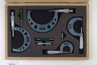 "Mitutoyo Micrometer Set 0-4"" - 103-931"