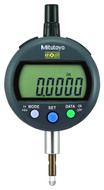 "Mitutoyo ABSOLUTE Digimatic Indicator ID-C1012CEX, 0.5""/12.7mm, Flat Back, Low Measuring Force - 543-406B"