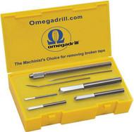 Omega Drill Broken Tap Removal Drills