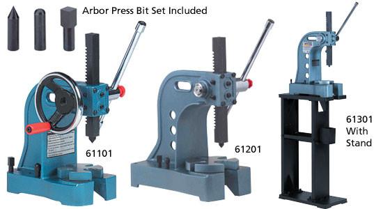 Palmgren Arbor Presses - Penn Tool Co , Inc