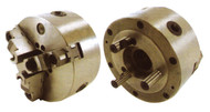 Precise 3-Jaw Direct Mounting Series Chucks