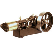 PM Research Horizontal Stationary Working Steam Engine - HSE-6CI