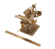 PM Research Milling Machine Kit- 1/12 Scale Working Model of 1890's Milling Machine  - MM-1