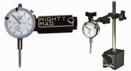 Precise A.G.D. Indicator And On-Off Magnetic Base With Fine Adjustment