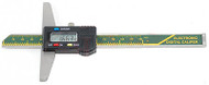 "Precise Digital Electronic Depth Caliper Gage 0-6"" with 4"" Base - 303-752"