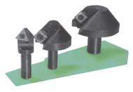 Precise Indexable Carbide Countersink & Chamfering Tools