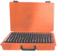 Precise Steel Pin Gage Sets, Metric