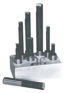 "Precise 5/8"" Shank Boring Bars 6 Pc. Set - 404-7176"