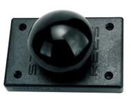 Rockford Black Palm Button - CTC-726