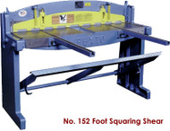 Roper Whitney Foot Squaring Shear No. 152 - 162001521