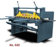 Roper Whitney Foot Squaring Hydraulic Shear No. G52 - 162007521