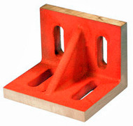 "Suburban Tool Slotted Angle Plate Webbed 6 x 5 x 4-1/2"" SAW-060504 - 96-024-5"