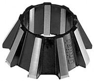 "SPI Rubber Collet, Series SJ 42, 0.078 - 0.178"" Capacity - 76-115-5"