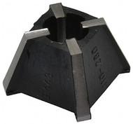"SPI Rubber Collet, Series SJ 44, 0.110 - 0.276"" Capacity - 76-121-3"