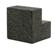 "Granite Precision-Ground Angle Plate, 6"" Wide x 4-1/2"" Deep x 6"" High  - 50-215-3"
