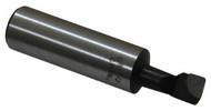 """Carbide Tipped Boring Bar, Grade C-6, 1/2"""" Shank, 5/16"""" Bore Dia, 2-1/4"""" OAL - 43-764-0"""