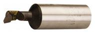 """Carbide Tipped Boring Bar, Grade C-2, 1/2"""" Shank, 7/16"""" Bore Dia, 3-3/16"""" OAL - 43-714-5"""
