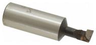 """Carbide Tipped Boring Bar, Grade C-2, 5/8"""" Shank, 5/16"""" Bore Dia, 2-1/4"""" OAL - 43-720-2"""