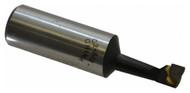 """Carbide Tipped Boring Bar, Grade C-2, 5/8"""" Shank, 5/16"""" Bore Dia, 2-5/8"""" OAL - 43-721-0"""
