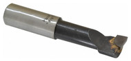 """Carbide Tipped Boring Bar, Grade C-2, 5/8"""" Shank, 11/16"""" Bore Dia, 3-3/8"""" OAL - 43-729-3"""
