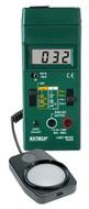 Extech Digital Light Meter, Foot Candle/Lux Light Meter - 51-327-5